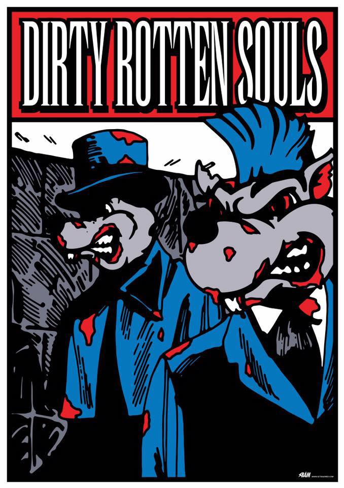 Dirty Rotten Souls – 'You'd Look Better With A Bullet In You' Single Review