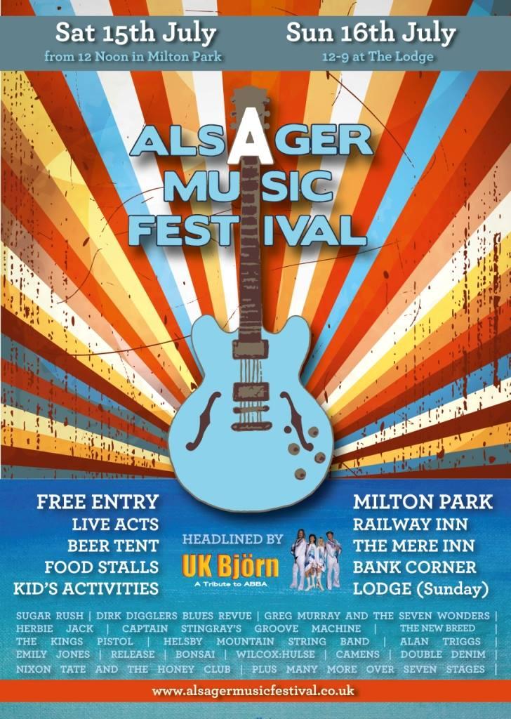 Alsager Music Festival2017